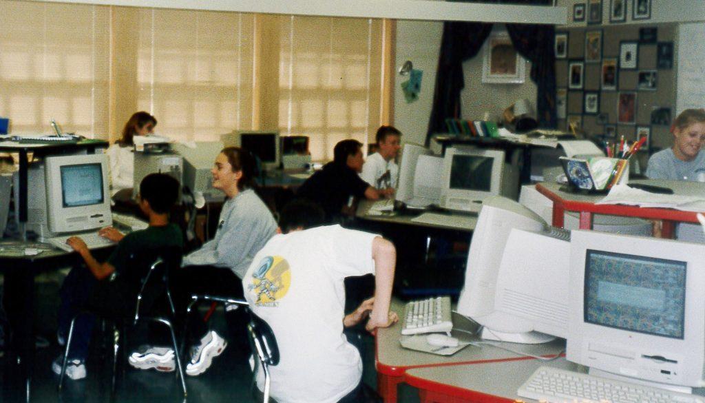 First Computer Lab